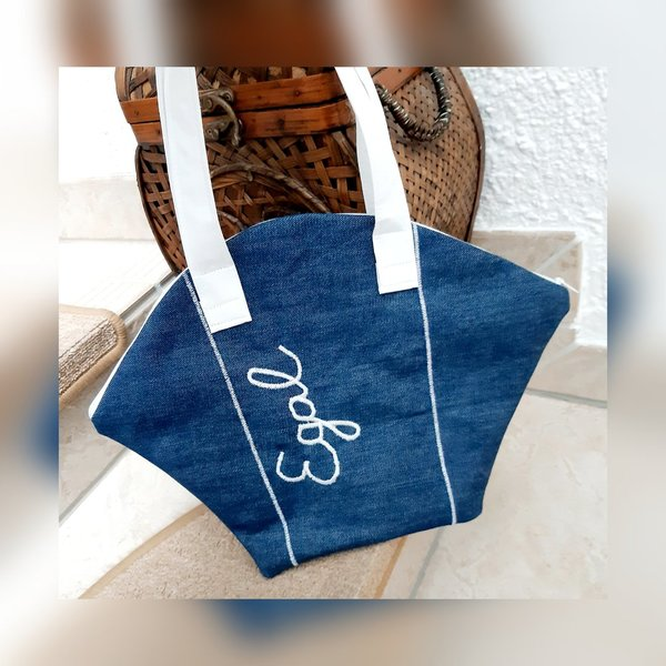 """Egal"" Jeans-Tasche"